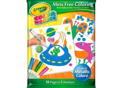 crayola-color-wonder-metallic-coloring-pad-markers-750x550